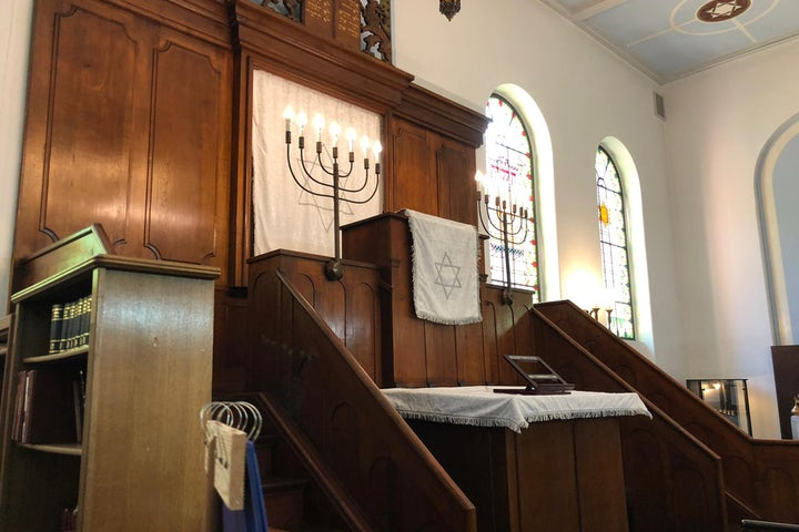 """WJC President calls for """"action not words"""" following fatal German synagogue attack"""