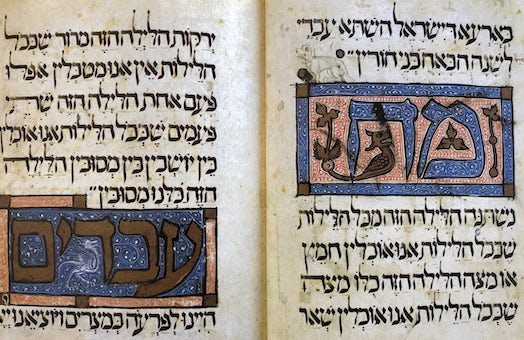 From the Spanish Inquisition to Nazi Germany, the unique story of the Sarajevo Haggadah's survival