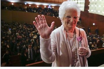 Italian police heighten protection for Holocaust survivor amid direct threats