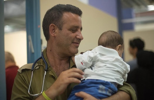 """As Syrian civil war continues, IDF helps those in need with """"Operation Good Neighbor"""""""
