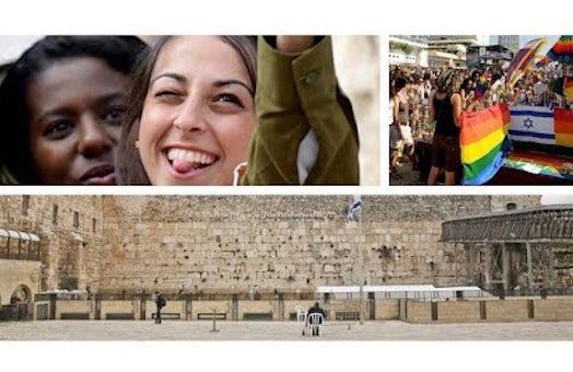 Happy 72nd birthday, Israel!