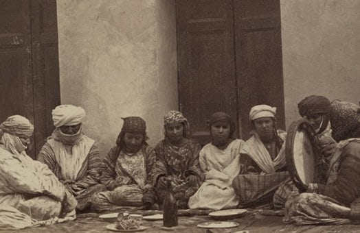 UNESCO provides free access to photos of ancient Jewish communities