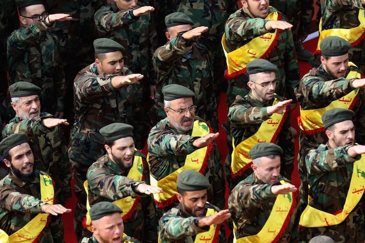 Petition to Designate Hezbollah as a Terrorist Organization