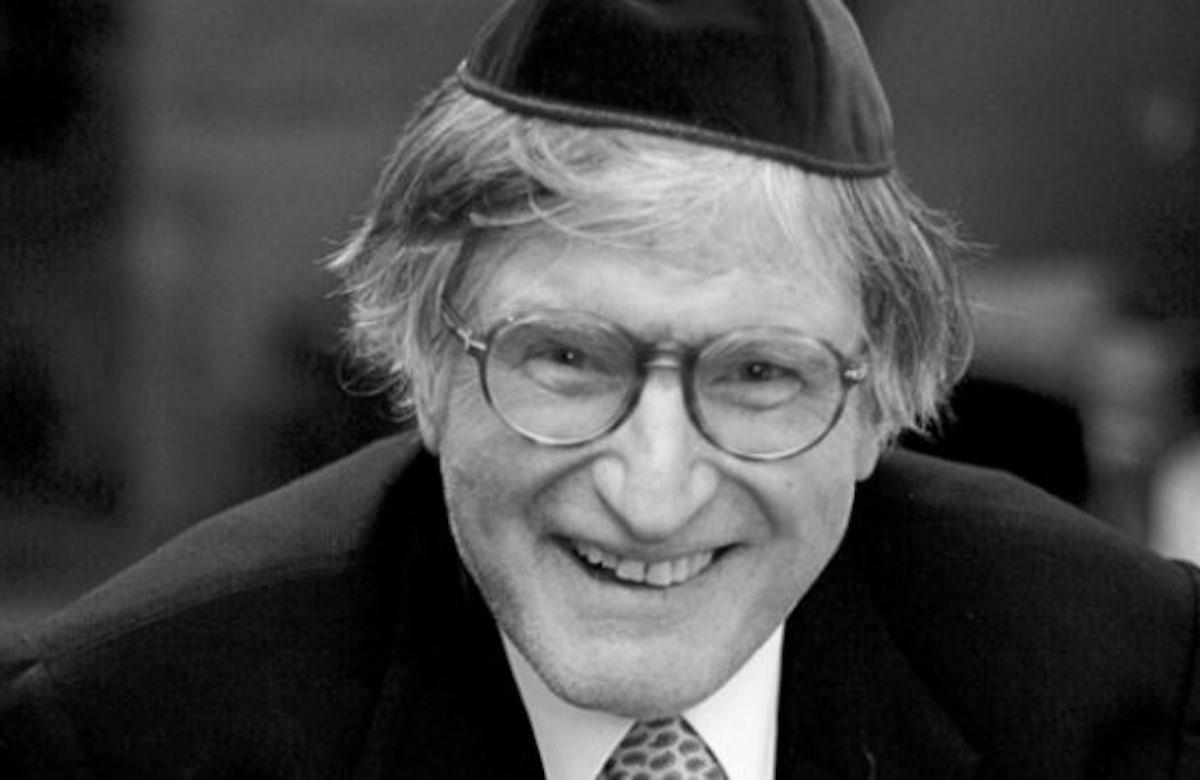"""WJC Mourns Passing of Henry Sobel z""""l"""