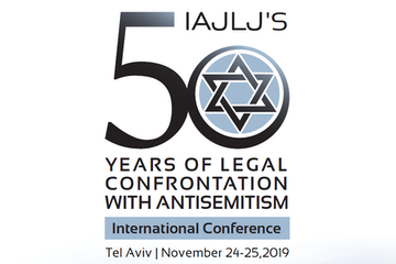 WJC General Counsel addresses top Jewish legal minds