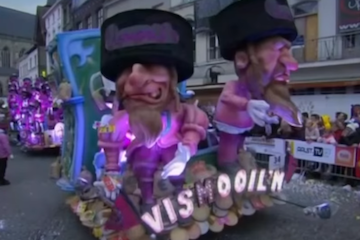 World Jewish Congress applauds removal of antisemitic Aalst Carnival from Cultural Heritage List