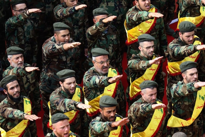 Hezbollah commandos' video threatens Israel, warns of 'disaster from the north' - The Times of Israel