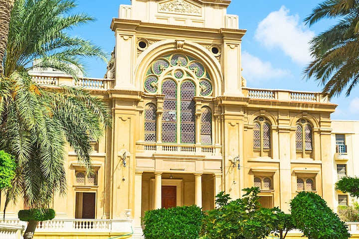 Egypt set to reopen Alexandria synagogue after extensive renovation