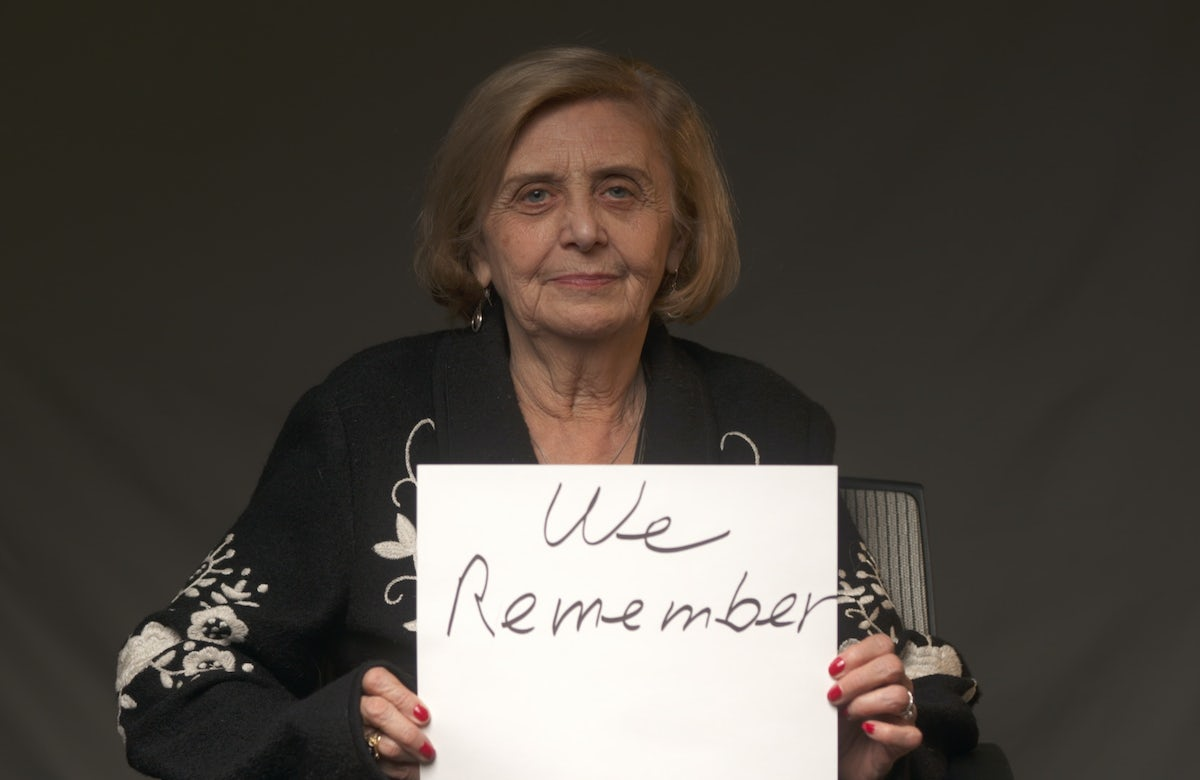 #WeRemember: WJC launches fourth annual digital Holocaust education initiative ahead of International Holocaust Remembrance Day