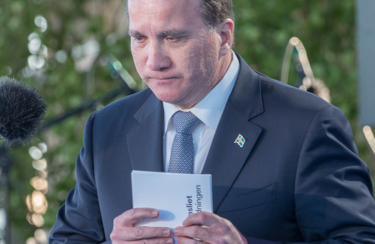 WJC President Ronald S. Lauder welcomes Swedish Prime Minister Stefan Löfven's public pledge to combat antisemitism and endorsement of IHRA definition with examples