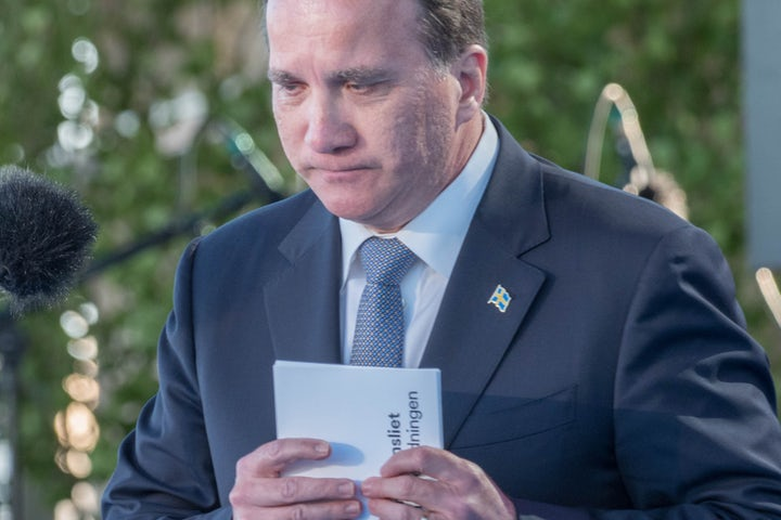 WJC President Lauder welcomes Swedish Prime Minister's pledge to combat antisemitism and endorse IHRA definition