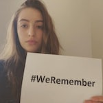 #WeRemember is not just a campaign, it's a mindset