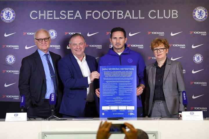 Chelsea Football Club joins WJC's annual #WeRemember campaign