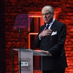 WATCH: WJC President Lauder marks 75 years Auschwitz liberation