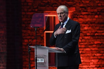WATCH: WJC President Lauder commemorates Auschwitz liberation