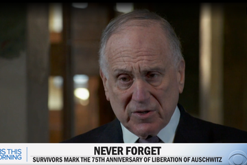 WJC President Ronald S. Lauder on CBS
