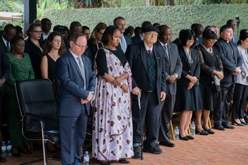 Commemorating Holocaust Remembrance Day in Rwanda