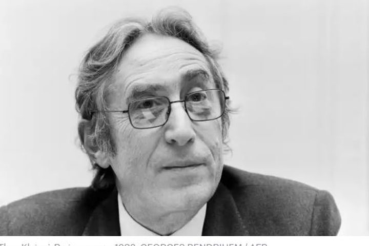 Théo Klein, former Crif president and founder of EJC, passes away at age 99