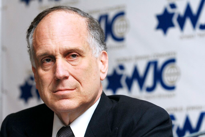 Lauder disavows unauthorized release of antisemitism report