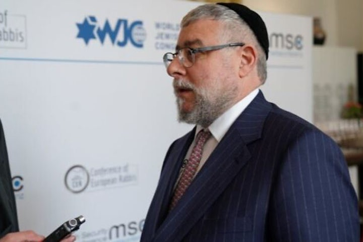 WJC cosponsors panel discussing hate online in Munich