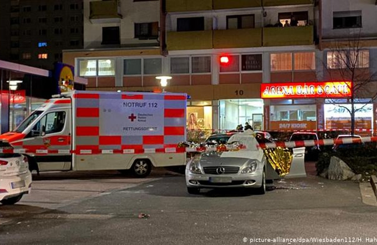 WJC responds to mass shooting in Hanau, expressing extreme concern regarding threats against minorities in Germany