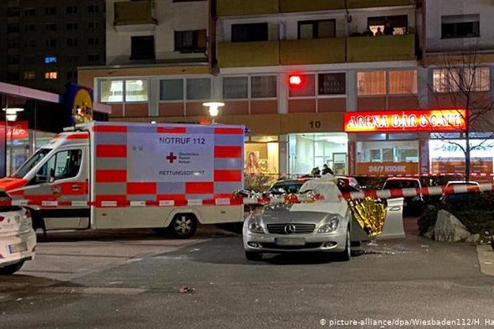 WJC responds to mass shooting in Hanau