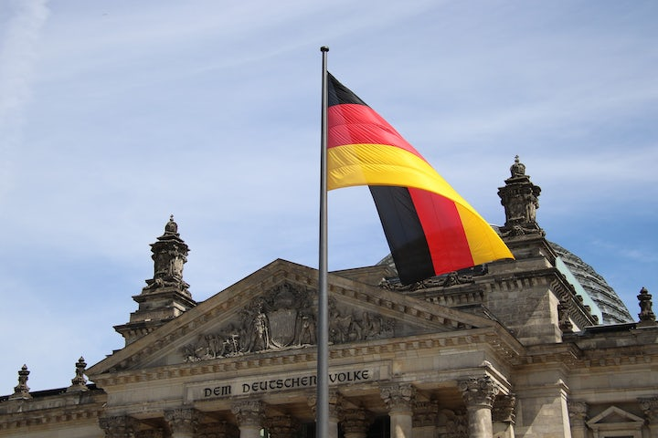Does Germany still support Israel?