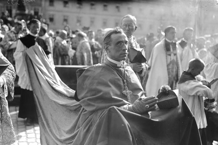 WJC recognizes significance of Vatican opening of WWII archives