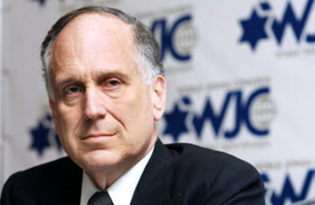 Excerpts from statement by World Jewish Congress President Ronald S. Lauder presented to the U.S. Commission on International Religious Freedom