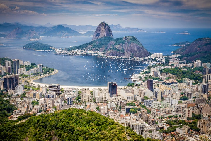 Rio mayor awarded with Jewish community's highest honor