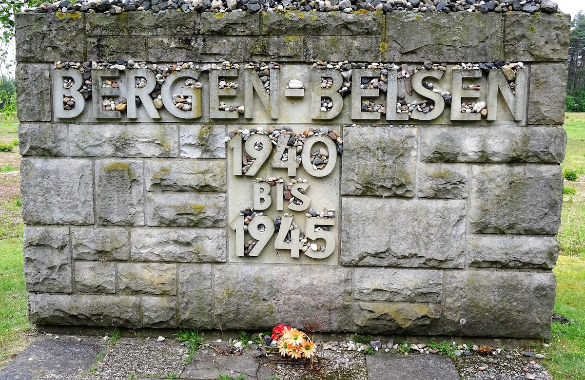 75th anniversary of the liberation of the Bergen-Belsen concentration camp postponed due to coronavirus