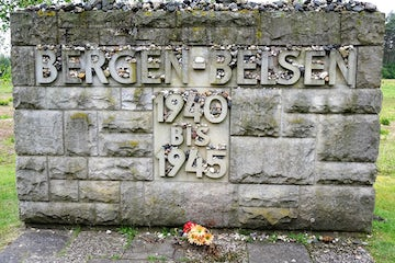 Poems that exceed the limits of language: A review of: Poems Born in Bergen-Belsen