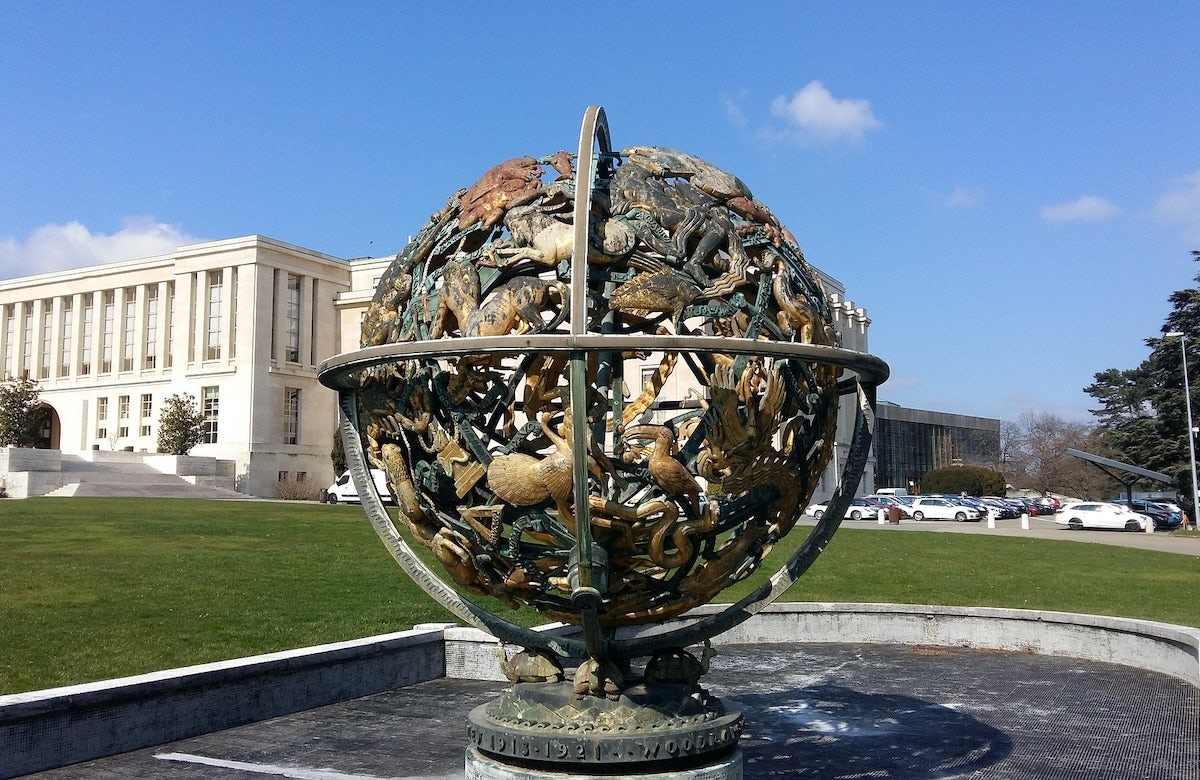 WJC statement at UNHRC's 43rd session in Geneva: Proliferation of hate speech across the globe, including online