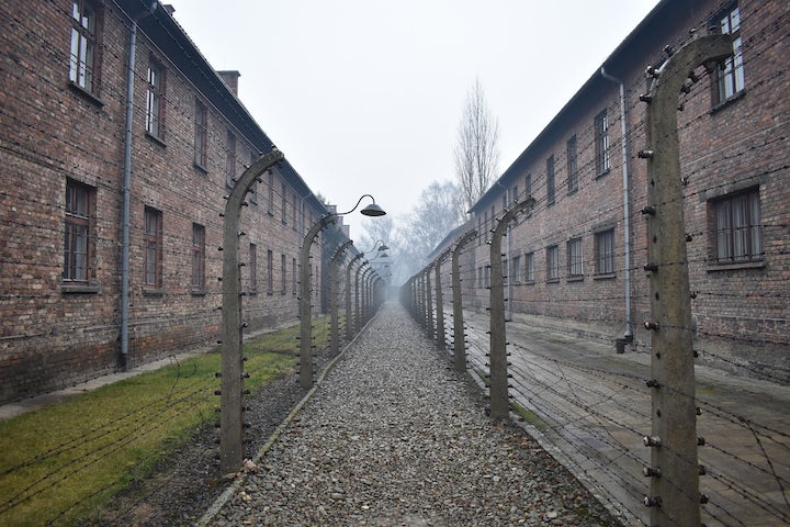 Support for 'Never Again' Holocaust education bill growing in Senate