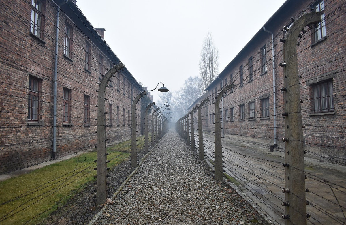 This week in Jewish history   Report detailing the systematic genocide at the camp publicized