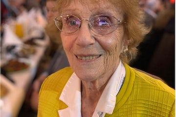The last journey of Holocaust survivor Anneliese Nossbau's life