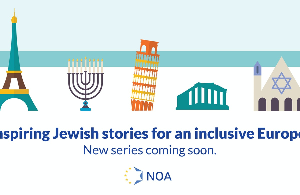 New NOA project brings WJC and other major Jewish organizations together to tackle antisemitism in positive motion