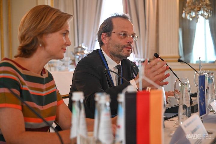 German antisemitism envoy warns against spread of antisemitic coronavirus conspiracy theories