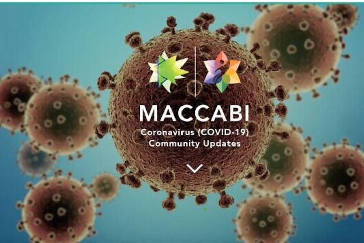 Maccabi Australia launches community COVID-19 website - AJN