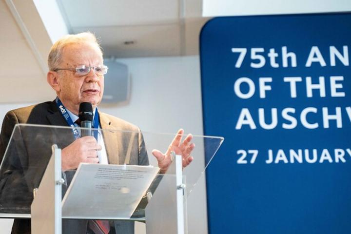 WATCH | Mordecai Paldiel's testimony from Auschwitz-Birkenau