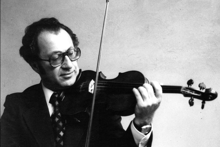 Hellmut Stern, 91, Dies; Violinist returned to Germany after fleeing - New York Times