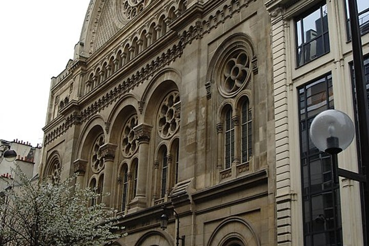 Paris' Grand Synagogue closes its doors for first time as coronavirus spreads - Haaretz