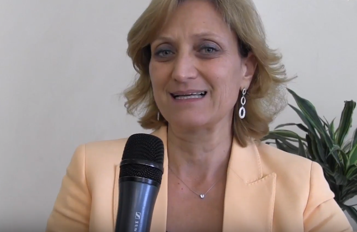 WJC WebTalk, ITALY   Union of Italian Jewish Communities (UECI) President Noemi di Segni on COVID-19