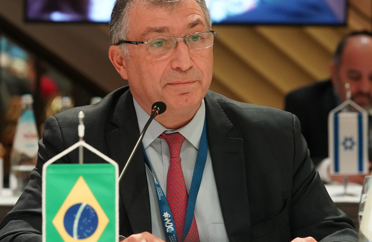FROM OUR COMMUNITIES | Fernando Lottenberg, President of the Jewish Confederation of Brazil (CONIB) on Impact of COVID-19
