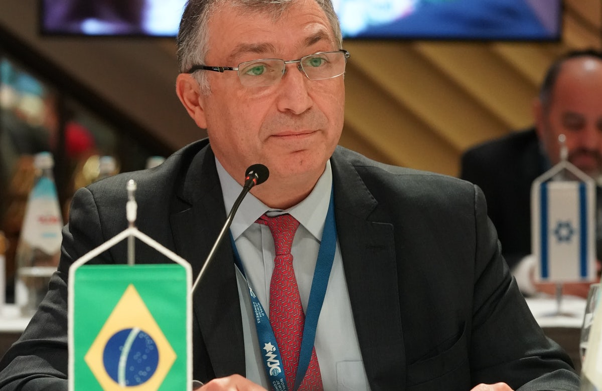 FROM OUR COMMUNITIES | Fernando Lottenberg, President of the JewishConfederation of Brazil (CONIB) on Impact of COVID-19