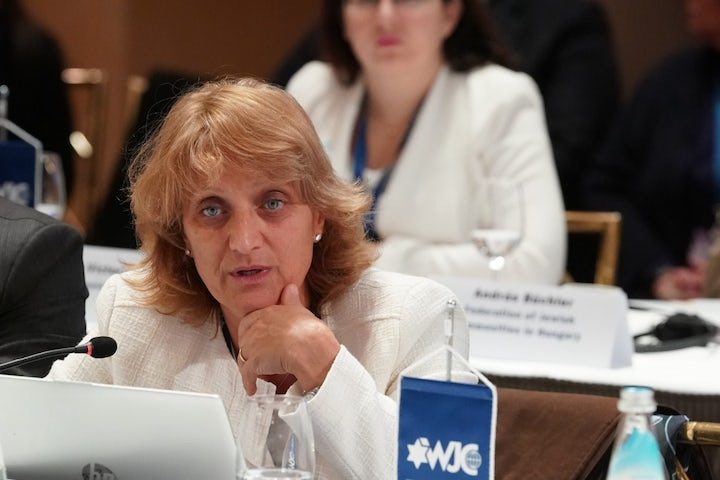 FROM OUR COMMUNITIES   ITALY   Noemi Di Segni, President of UECI