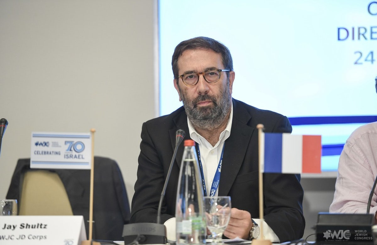 WJC WebTalk, France | Robert Ejnes, Executive Director of Crif, on impact of COVID-19
