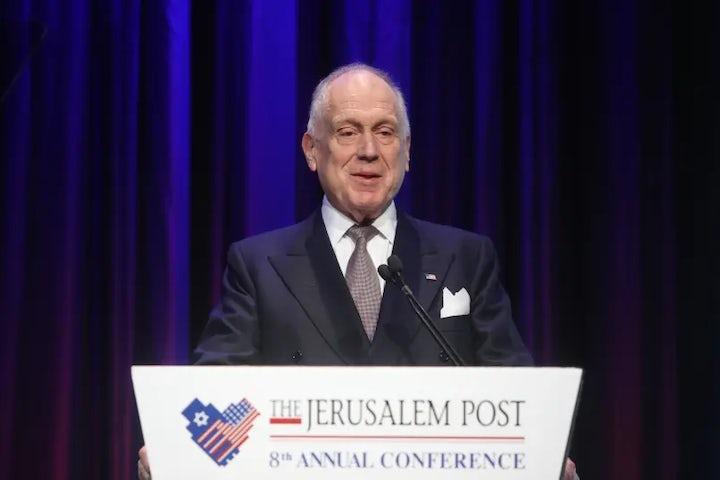 WJC President supports decision to postpone Malmo forum on antisemitism - Jerusalem Post
