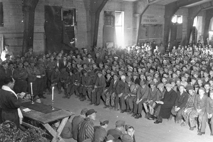 Remembering the rabbi of Buchenwald - The Jerusalem Post