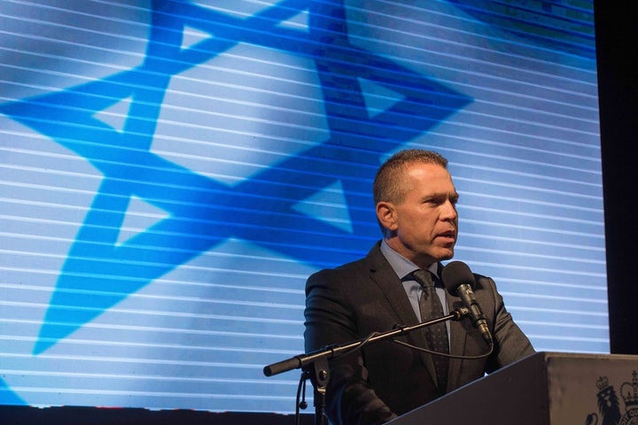 WJC President Ronald S. Lauder congratulates Gilad Erdan on appointment as Israeli ambassador to United States and United Nations